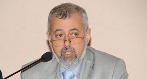 رئيس قسم العلاقات الدولية للعدالة والتنمية يزور الجالية المغربية المقيمة بهولندا