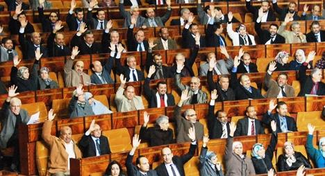مجلس النواب يصادق بالأغلبية على مشروع قانون يتعلق بالتعاونيات