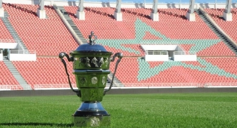 الجامعة الملكية المغربية لكرة القدم تعلن عن موعد جديد لإجراء مبارتي نصف نهائي كأس العرش