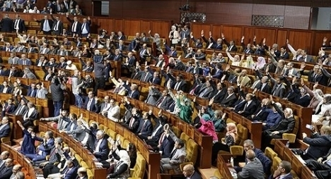 مجلس النواب يصادق على القانون التنظيمي لتفعيل الطابع الرسمي للأمازيغية