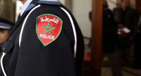 الإدارة العامة للأمن الوطني توقف ضابط شرطة من مهامه