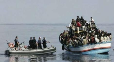 الأمن يُسقط شبكة إجرامية تنشط في الهجرة غير الشرعية