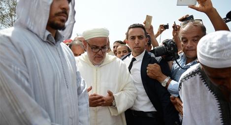ابن كيران في مقدمة جنازة الشيخ محمد زحل