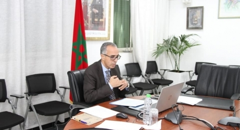 سكال خلال اجتماع الجمعية الدولية للجهات الفرنكفونية: الجهوية المتقدمة من الأوراش المهمة بالمغرب