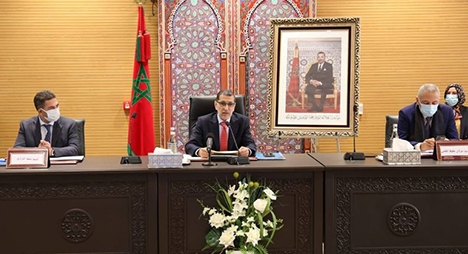 رئيس الحكومة يترأس اجتماع مجلس إدارة وكالة التنمية الرقمية في دورته الرابعة