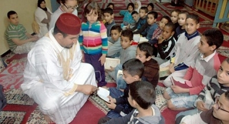 """""""وزارة الأوقاف"""" تزف أخبارا سارة للعاملين في الكتاتيب القرآنية"""