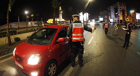 """""""كورونا"""".. حظر التنقل الليلي على الصعيد الوطني خلال شهر رمضان"""