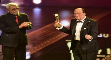 """الفنان حسني والمغرب.. دوره في مسلسل """"إدريس الأكبر"""" وتكريم بمهرجان السينما والهجرة بأكادير"""