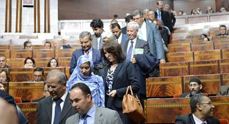 عاجل الفريق الاستقلالي يقاطع جلسة انتخاب رئيس مجلس النواب