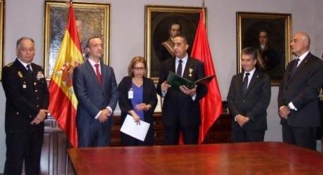 """مدريد تشيد بـ """"التعاون الممتاز"""" بين أجهزتها الأمنية ونظيرتها المغربية"""