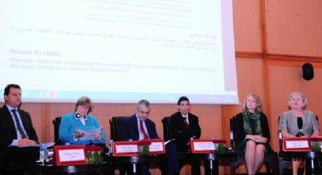 مراكش..انطلاق أشغال المؤتمر الدولي للمؤسسات الوطنية لحقوق الإنسان