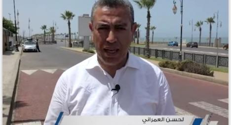 العمراني يدعو ساكنة الرباط وزوارها إلى الحفاظ على نظافة المدينة