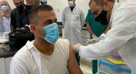 """غزة.. إطلاق حملة تطعيم ضد فيروس"""" كورونا"""""""
