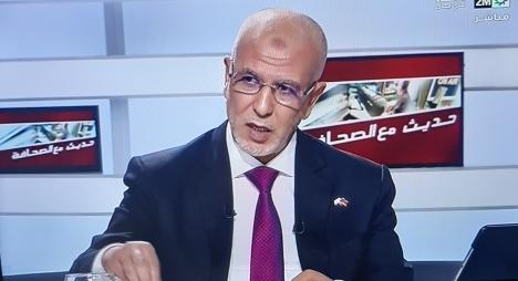 العمراني: احتجاج أطر الأكاديميات حق دستوري ولا بديل عن الحوار