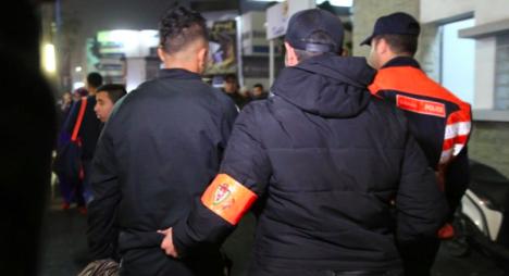 """""""أمن طانطان"""" يتمكن من إجهاض عملية للهجرة غير المشروعة"""