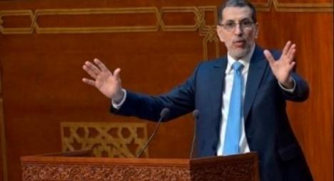 """العثماني: من غير المعقول بقاء """"قانون تجريم الإثراء غير المشروع"""" حبيس البرلمان"""