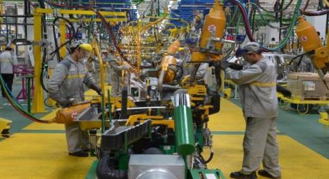 صادرات المغرب الصناعية تواصل الارتفاع