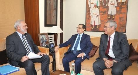 منظمة التعاون والتنمية الاقتصادية تعبر عن ارتياحها لمستوى التعاون مع المغرب