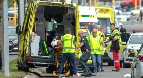نيوزيلاندا.. 49 قتيلا ونحو 50 مصابا في هجوم مسلح استهدف مسجدين