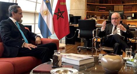 وزير خارجية الأرجنتين: العلاقات مع المغرب وثيقة ويطبعها تعاون وثيق