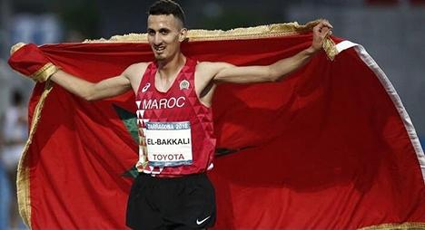 البقالي يمنح المغرب أول ميدالية ذهبية بالألعاب الأولمبية بطوكيو