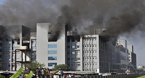 الهند... حريق يأتي على أكبر معهد لإنتاج اللقاحات في العالم