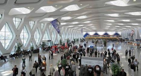 مطارات المغرب تسجل ارتفاعا في عدد المسافرين خلال الأشهر الأولى من 2019