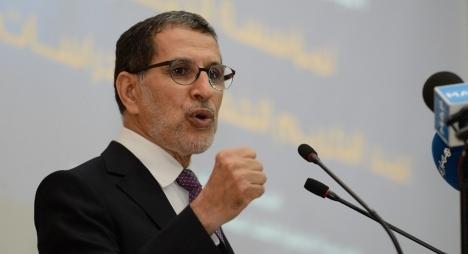 """العثماني:مزاعم""""البوليساريو"""" تتكسر على صخرة الواقع المغربي"""