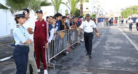 الخدمة العسكرية..القاعدة الأولى للبحرية الملكية بالبيضاء تشرع في استقبال المجندين