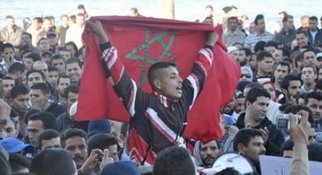 """""""العبث"""" جعل الصورة مضببة في المغرب"""