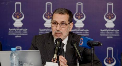 """العثماني يوضح سياق وخلفيات مشاركة """"المصباح"""" في الحكومة"""