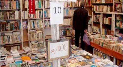 تقرير: 64 في المائة من المغاربة لم يشتروا أي كتاب في سنة 2016