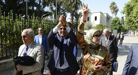 حامي الدين بمعنويات مرتفعة في الجلسة الخامسة لإعادة متابعته