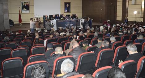 """انطلاق أشغال المجلس الوطني لحزب """"المصباح"""""""