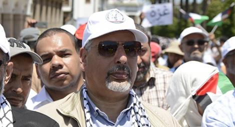مسيرة فلسطين..الحلوطي: الفلسطينيون في أرضهم ولن يتنازلوا عنها