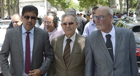 دفاع حامي الدين يطالب بضم قرارات سابقة للملف الأصلي