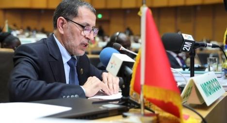 أديس أبابا.. تقديم تقرير جلالة الملك لتفعيل المرصد الإفريقي للهجرة