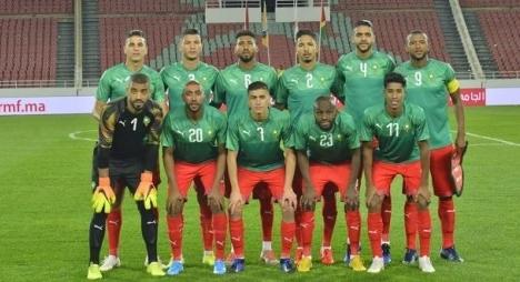 المنتخب المغربي للاعبين المحليين يفوز على المنتخب الغيني