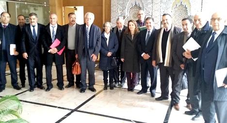 برلمانيو جهة سوس يتباحثون مع الوزيرة أفيلال وضع مخطط استعجالي لبناء السدود المتوسطة والتلية لمحاربة الفيضانات