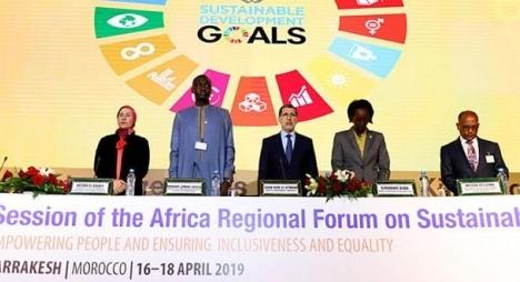 رسميا..المغرب رئيسا للمنتدى الإفريقي للتنمية المستدامة