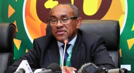 رئيس ''الكاف'' يخرج عن صمته بخصوص تنظيم الـ CAN بالمغرب