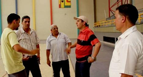 أمكراز يكشف في حوار آخر الاستعدادات لتنظيم الملتقلى الوطني 11 لشبيبة المصباح