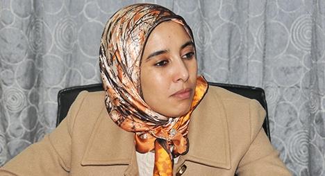 أمينة ماء العينين: عمل الحكومة في مجال إنصاف المرأة يتعرض للعرقلة الممنهجة