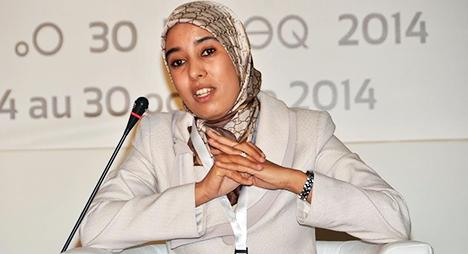 انتخاب ماء العينين مقررة للجنة النساء البرلمانيات داخل الاتحاد البرلماني الافريقي