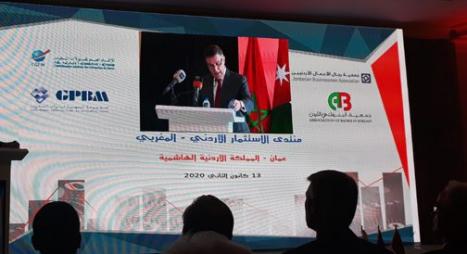 انطلاق أشغال منتدى الاستثمار الأردني المغربي بعمان