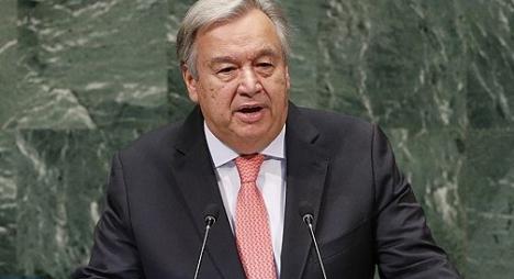 تقرير الأمين العام للأمم المتحدة يسجل مسؤولية الجيش الجزائري عن مقتل صحراويين اثنين بمخيمات تندوف