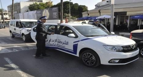 البيضاء..الشرطة الإدارية الجماعية تحرر أزيد من 11 ألف محضر مخالفة