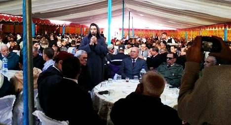 كلميم: عزاء جماعي لضحايا فاجعة تيمولاي وقافلة تضامنية تقدم دعما للمنكوبين