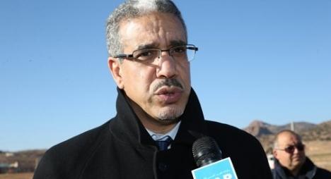 رباح يطلع من مراكش على حسن سير شبكة التزويد بالكهرباء