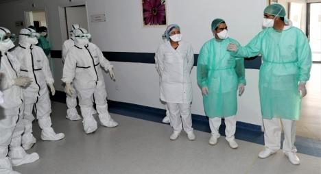 كورونا.. تسجيل 244 إصابة و67 حالة شفاء بالمغرب خلال الـ24 ساعة الماضية